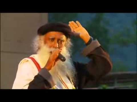 YOU,YOU,YOU alone,nobody else but YOU - Your Life is your making by SADHGURU