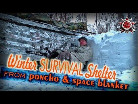 Winter Survival Shelter (2018)