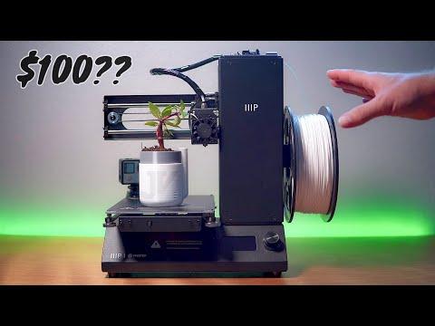 Monoprice MP i3 Mini 3D Printer - Teardown & Fixes - PakVim net HD