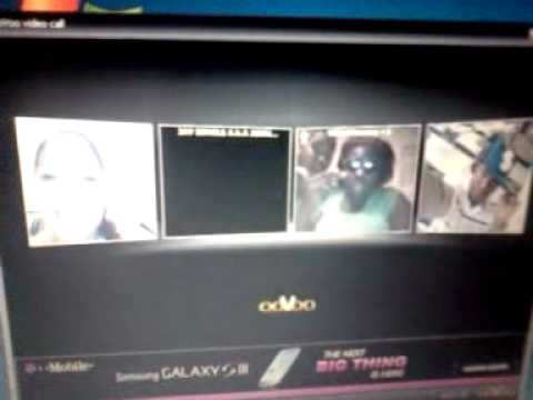 4 Way Oovoo Chat LOL