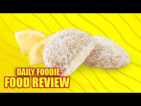 Savannah Smiles Lemon Cookies Review - Little Brownie Bakers - Girl Scout Fundraising