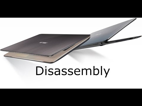 Asus X540L Disassembly