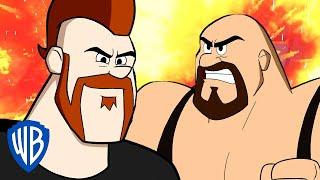 Jetsons & WWE Robo-Wrestlemania   Sheamus