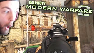 THE NOSTALGIA IS UNMATCHED (MW2 REMASTERED CAMPAIGN PART 1)