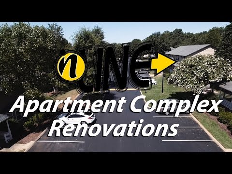 Simpsonville, SC Apartment Renovations   In Line General Contracting, Inc.