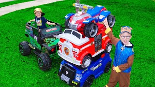 Paw Patrol Ready Race Rescue | Videos for Kids