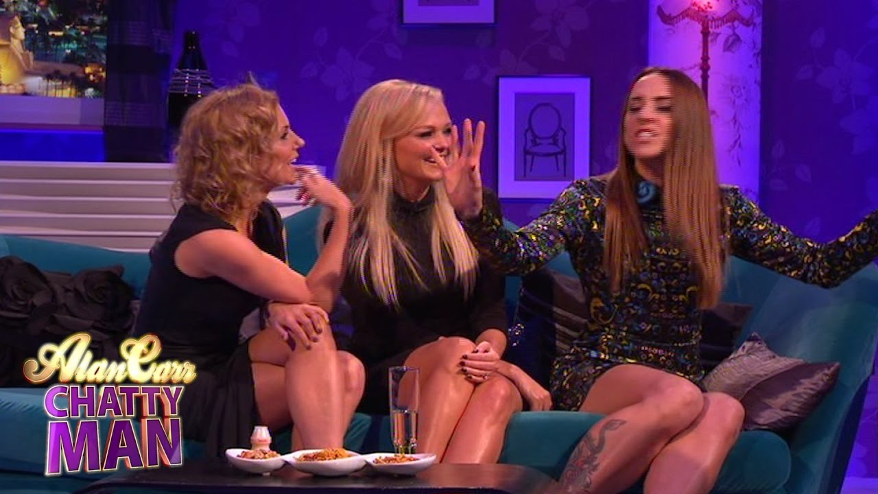 Mel C, Emma & Geri From The Spice Girls - Full Interview on Alan Carr: Chatty Man