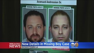 Father Of Missing 5-Year-Old Dyed Hair, Called A Flight Risk