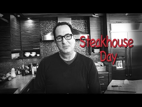 Sam The Cooking Guy - Steakhouse Day