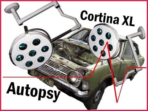 Mk3 Cortina 1600 XL REVISIT