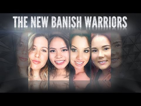 The New Banish Warriors Reveal + Giveaway!