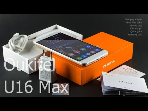 Oukitel U16 Max Review - Design, UI, Display/Audio/Battery tests and benchmarks