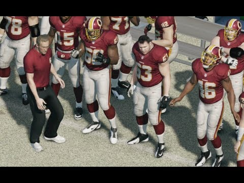 Madden 13 - Madden Live Moments: Wildcard Weekend - Captain Kirk