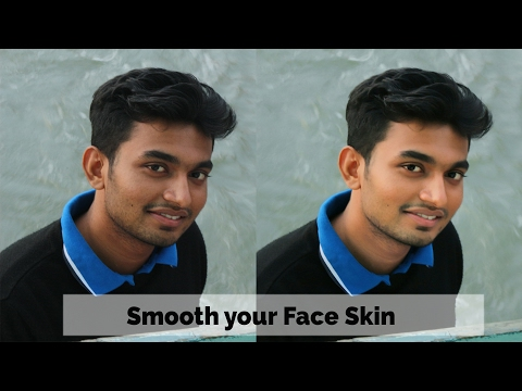 How to Smooth Face Skin and Remove Blemishes with Snapseed