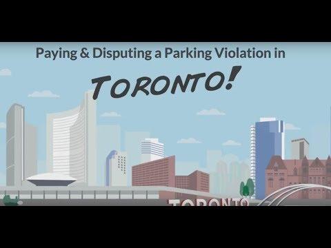 New Parking Violation Dispute Process