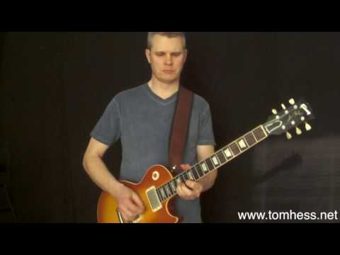 Tom Hess Guitar Playing And Music Contest – Rob Hiemstra