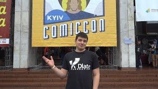 Download Chronosh на фестивале Kyiv Comic Con Video