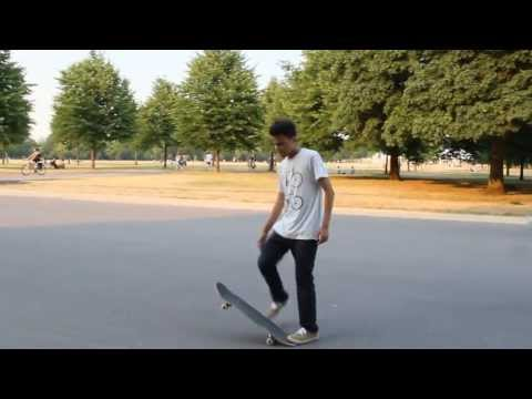 Skateboarding Trick Tip: How To Ollie The Easiest Way & Fix Common Problems