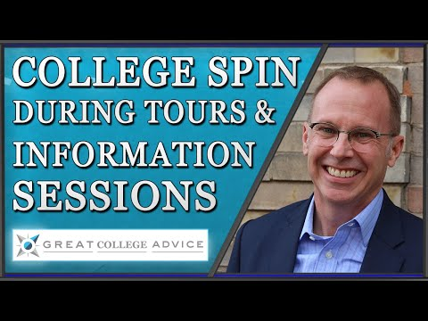 Educational Consultant Warns of College Spin