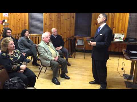 Hellenic Cultural Society On The Future Of Hellenism In America
