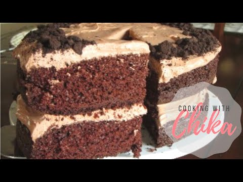 Ultimate Chocolate Mousse Cake – Best-Ever Chocolate Cake Recipe | Borrowed Delights – Episode 34
