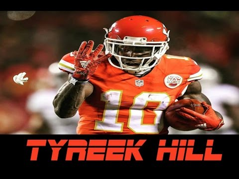 Tyreek Hill | FASTEST PLAYER IN THE NFL | COLLEGE HIGHLIGHTS | AMAZING