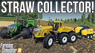 AUTO LOAD BALE TRAILER OUT FOR CONSOLE & PC! + Tons Of Other