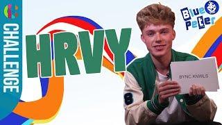 HRVY Pop Star Challenge!