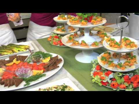 Dinner Presentation and Menu Ideas | Pottery Barn