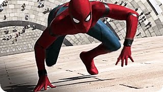 SPIDER-MAN: HOMECOMING Trailer 1 & 2 (2017)
