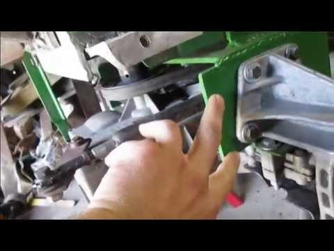 Building The Skid Plate For The 4wd John Deere