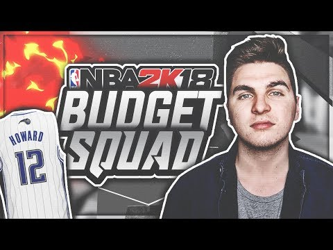 MOST CLUTCH COMEBACK IN HISTORY! NBA 2K18 BUDGET SQUAD #12