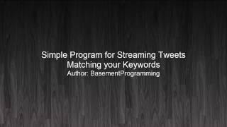 Tweetinvi Tutorial - Introduction to Twitter in C# - PakVim