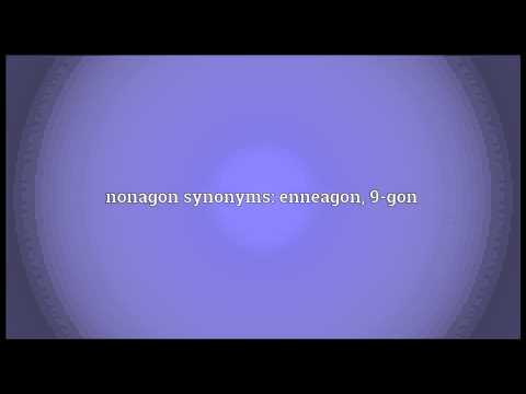 Nonagon Meaning