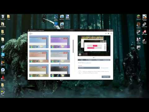 Windows 7/8 Theme Changer | MAC DESKTOP OR WINDOWS 8