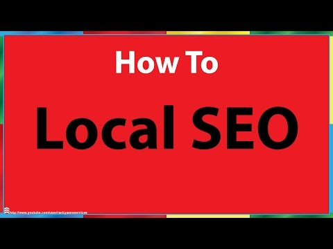 How to SEO Your Local Business