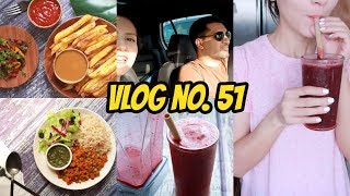 VLOG No. 51 What I Eat In A Day | Plant Based | Pakistani Youtuber