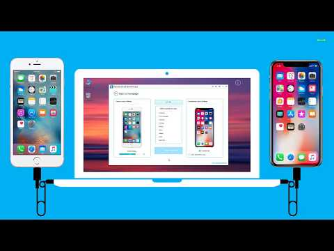 How to Transfer Data from iPhone 6S / 6S Plus to iPhone X ?