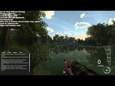 Fishing Planet How to Use Lures