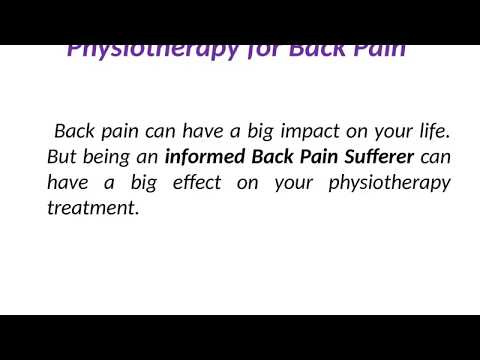 Private Physiotherapy clinics around you in London