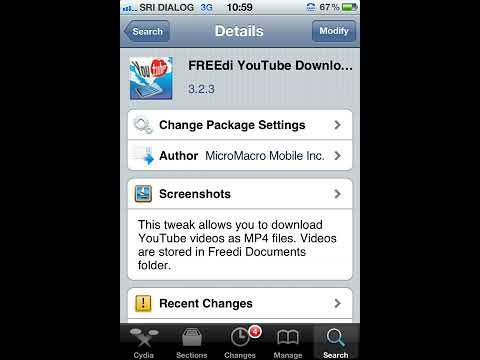 How to download YouTube videos on iPhone 4s