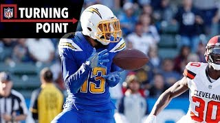 Keenan Allen Could Not Be Stopped By the Browns Secondary (Week 13)   NFL Turning Point