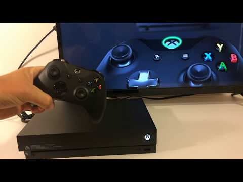 How to Connect and Setup XBox One X to TV plus S & Original