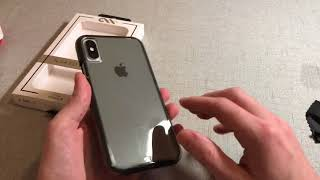 Case-Mate Naked Tough Case For iPhone X Unboxing and Review