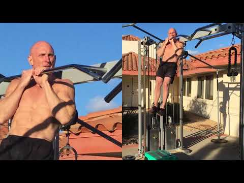 How to Train for Single Arm Chin-ups
