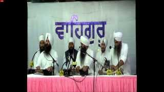 Naam Simran - Sant Anoop Singh Ji (Una Sahib Wale) - Gurdwara Singh Sabha Malton - Canada