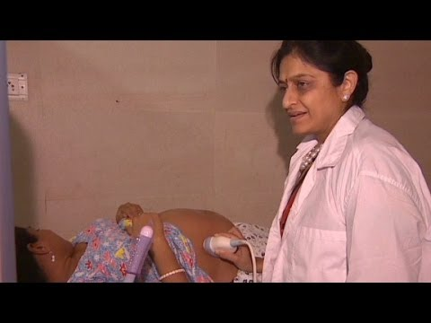 Surrogate babies 'Made in India'
