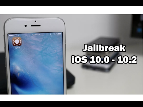 Jailbreak iOS 10.2 - iPhone / iPad Pro - All Devices