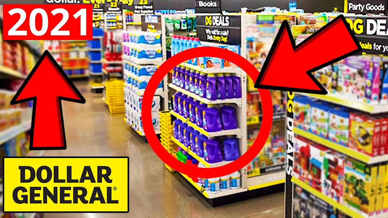 10 Things You SHOULD Be Buying at Dollar General in 2021