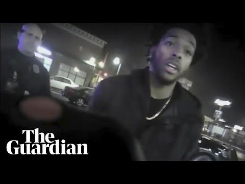 NBA player Sterling Brown stungun arrest: body-camera video released